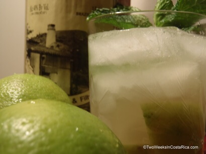 Caipirinha Drink Picture