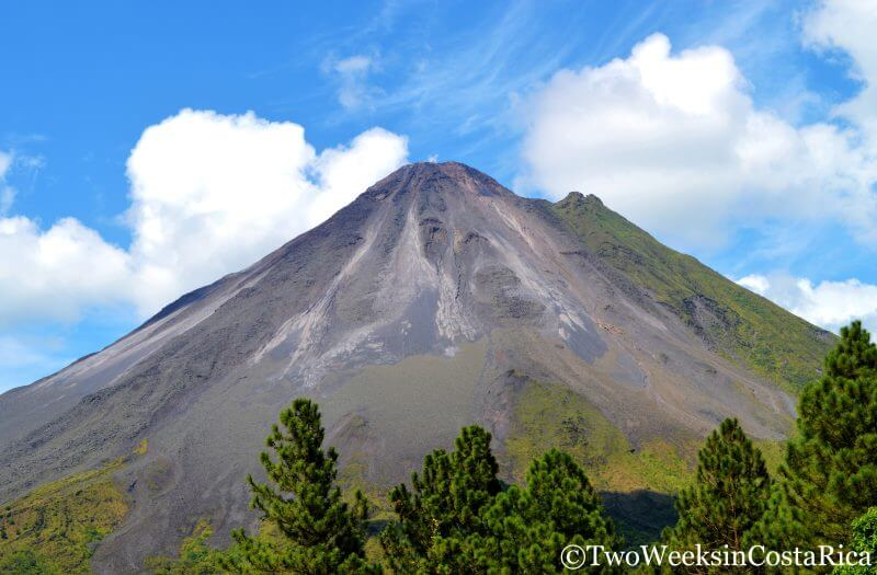 Arenal Volcano, La Fortuna | 2 Week Itinerary for Costa Rica