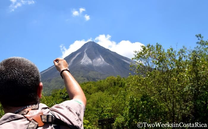 Booking a Guided Hike of Arenal Volcano National Park