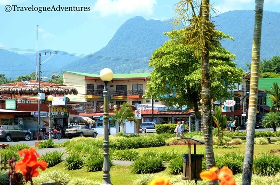 La Fortuna Downtown | A One-Week Itinerary for Costa Rica