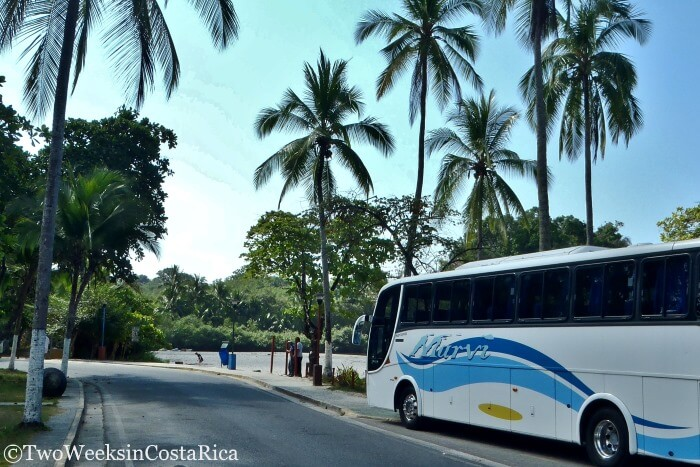 Manuel Antonio Trip Planning Guide - Transportation