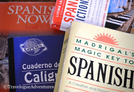Spanish Books Picture