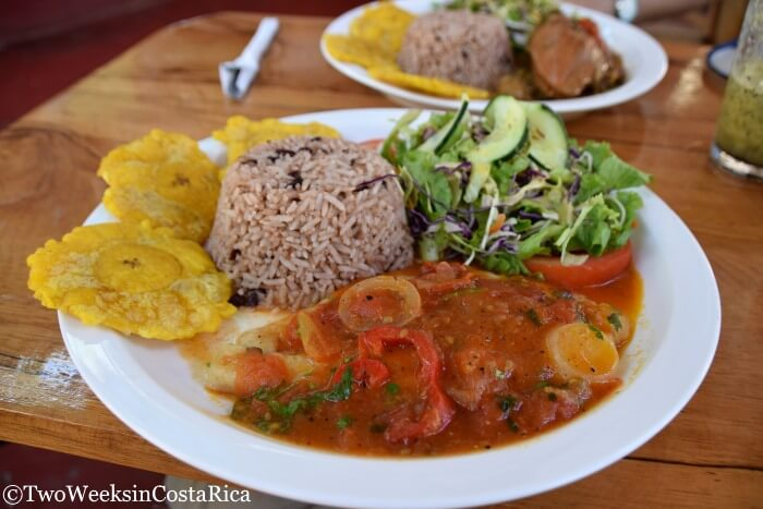 Authentic Caribbean food at La Nena
