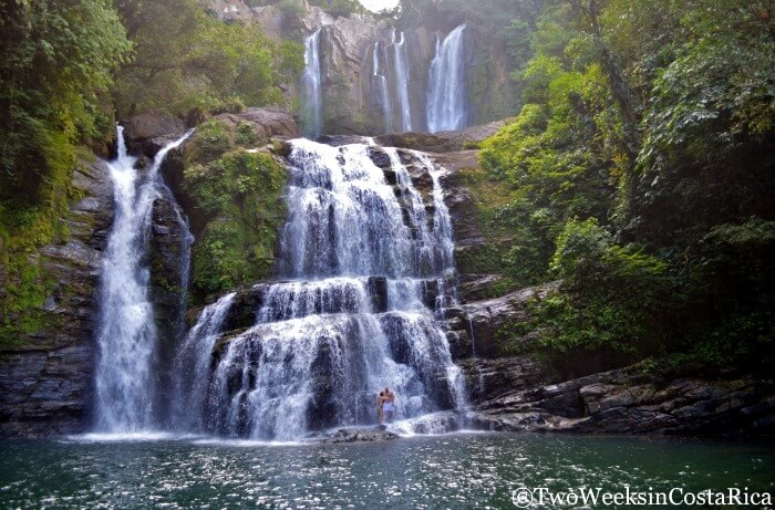 The Nauyaca Waterfalls near Dominical | Two Weeks in Costa Rica