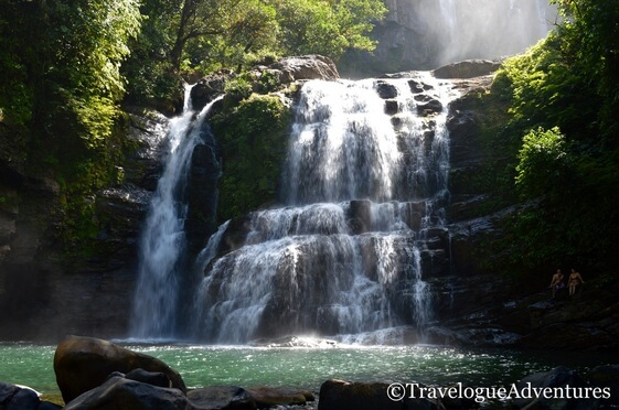 Nauyaca Waterfalls Picture