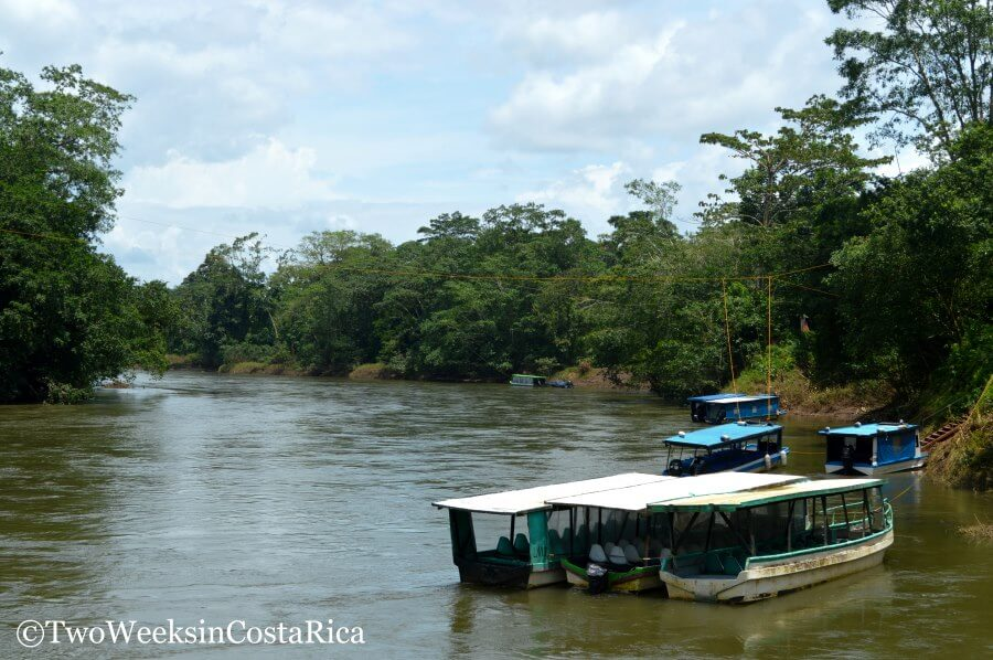 Sarapiqui River | Two Weeks in Costa Rica