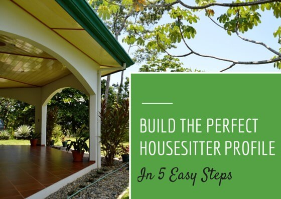 Creating a Housesitting Profile