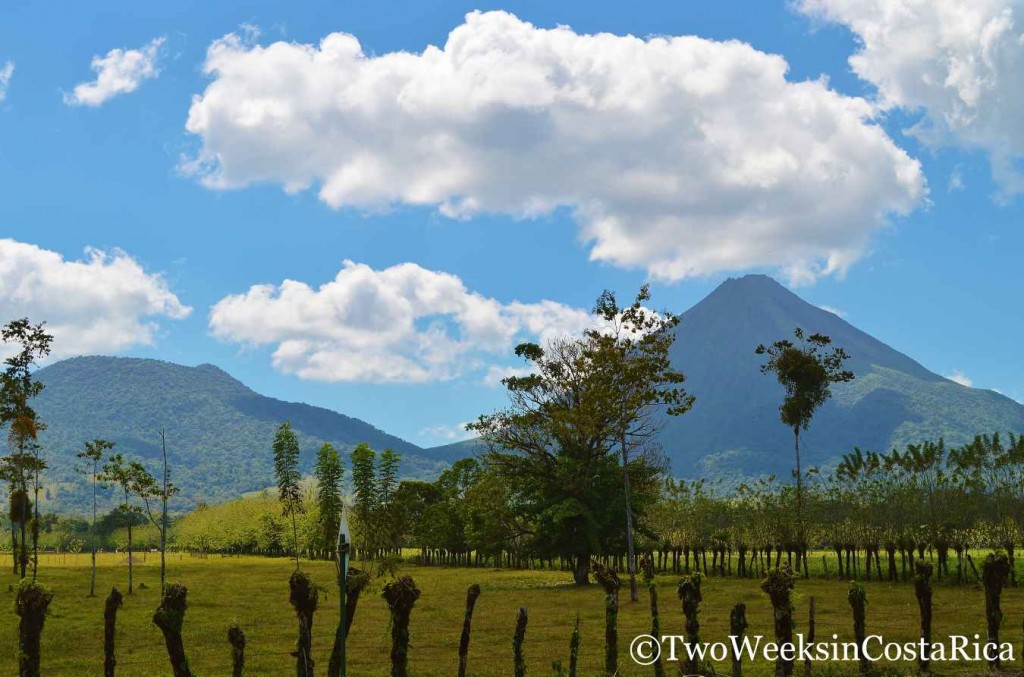 La Fortuna's Two Volcanoes: Arenal and Cerro Chato | Two Weeks in Costa Rica