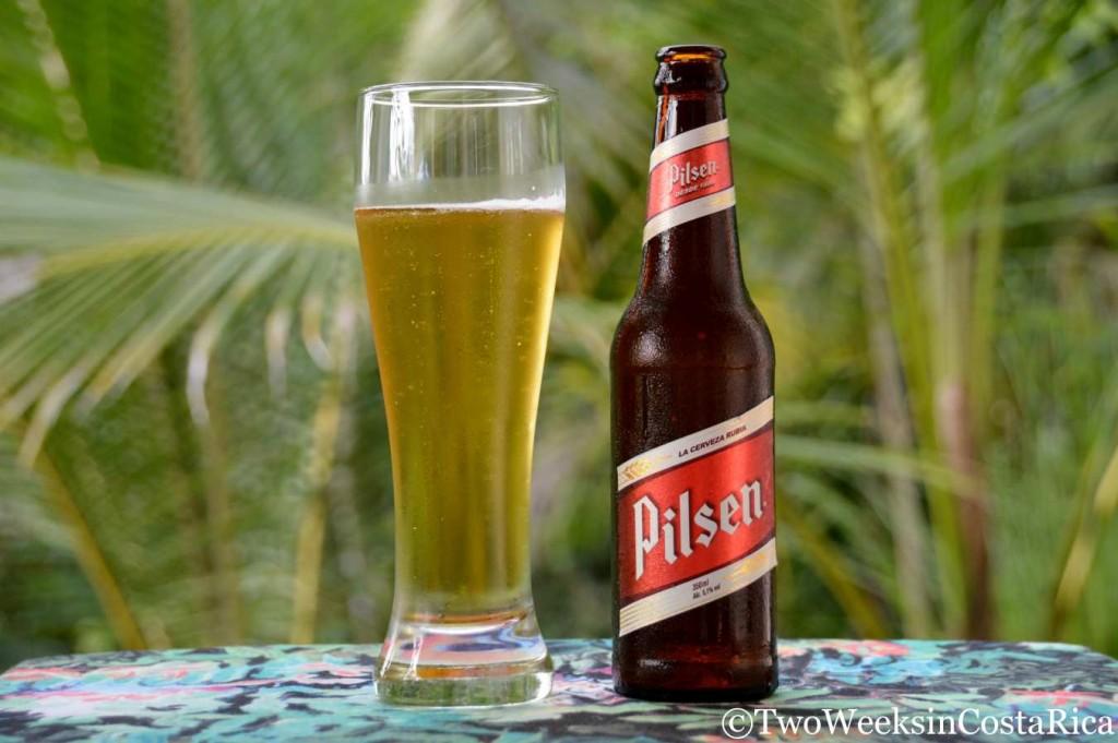 Costa Rica's Pilsen Beer
