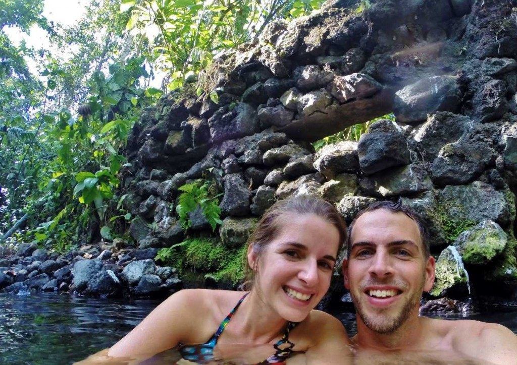 Free Hot Springs in La Fortuna | Two Weeks in Costa Rica