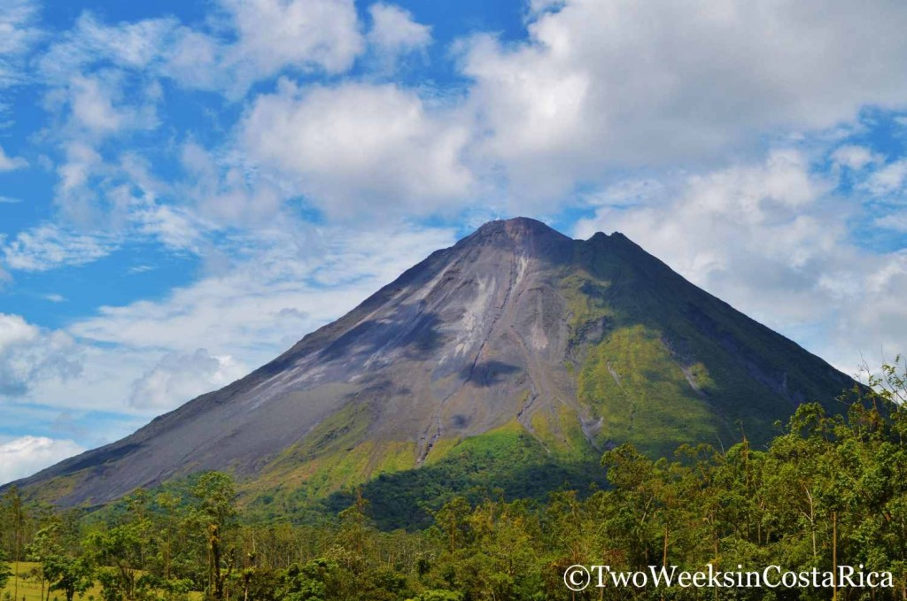 The Mighty Arenal Volcano in La Fortuna, Costa Rica | Two Weeks in Costa Rica