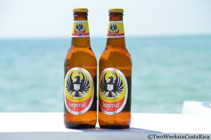 Imperial Beer | Two Weeks in Costa Rica