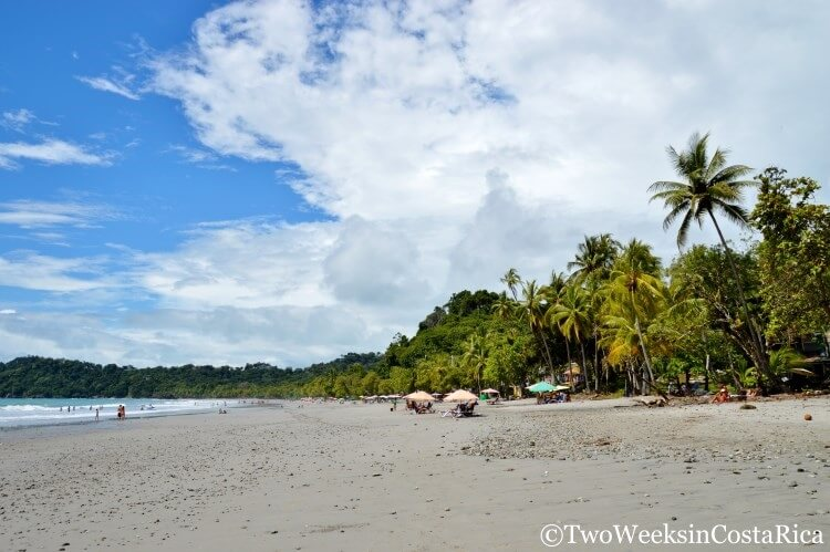 Manuel Antonio Beach | Two Weeks in Costa Rica