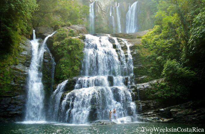 Nauyaca Waterfalls | Two Weeks in Costa Rica