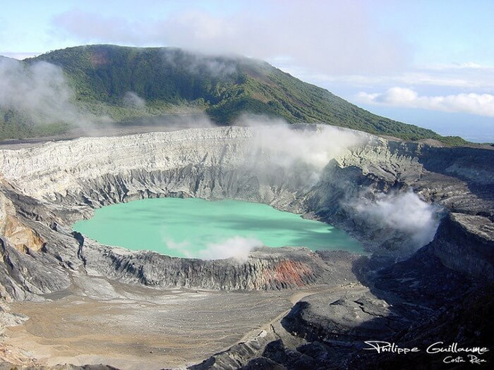 Poas Volcano | Two Weeks in Costa Rica
