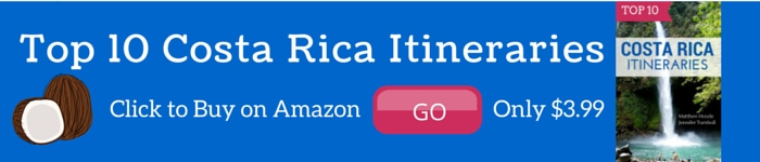 Top 10 Costa Rica Itineraries Banner | Two Weeks in Costa Rica