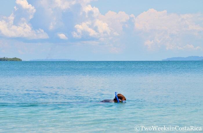 Snorkeling | Two Weeks in Costa Rica