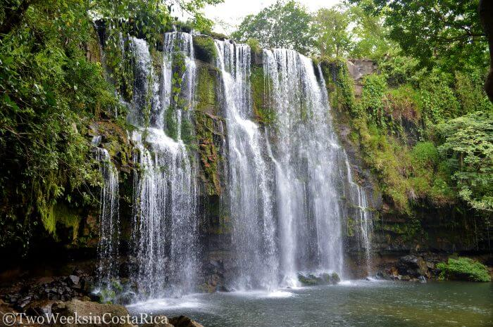 Llanos de Cortez Waterfall | Two Weeks in Costa Rica