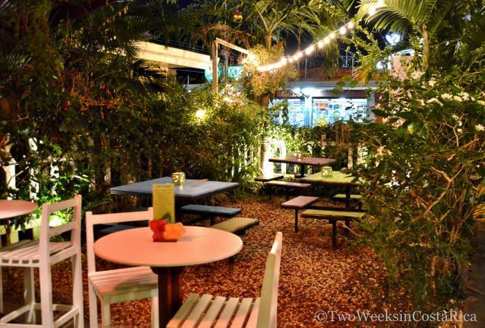 Green Room Cafe in Jaco | Two Weeks in Costa Rica