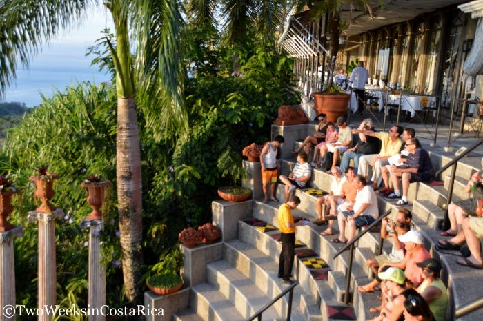 Sunset at Villa Caletas | Two Weeks in Costa Rica
