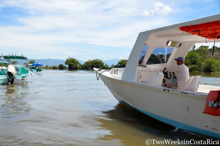 Boat Taxi to Sierpe | Two Weeks in Costa Rica