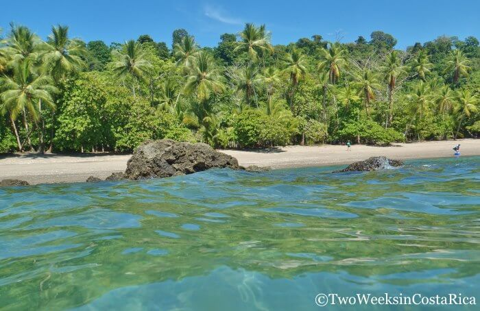 Playa San Josecito | Two Weeks in Costa Rica