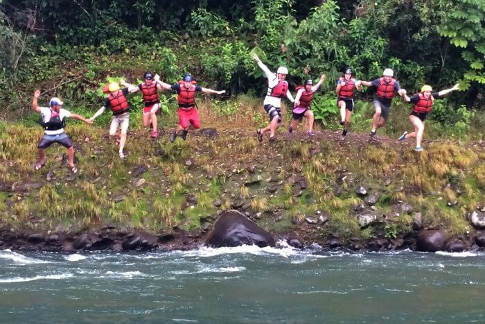 Rafting with Outward Bound 2 | Two Weeks in Costa Rica