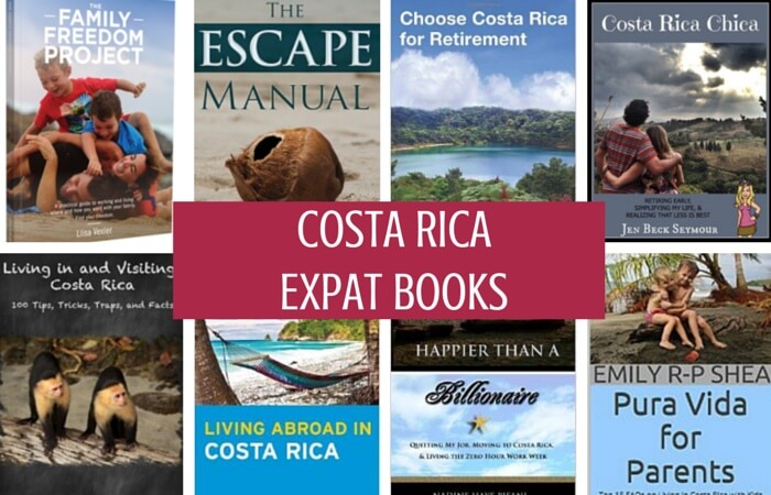 Recommended Costa Rica Expat Books | Two Weeks in Costa Rica