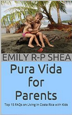 Pura Vida for Parents | Recommended Costa Rica Expat Books | Two Weeks in Costa Rica
