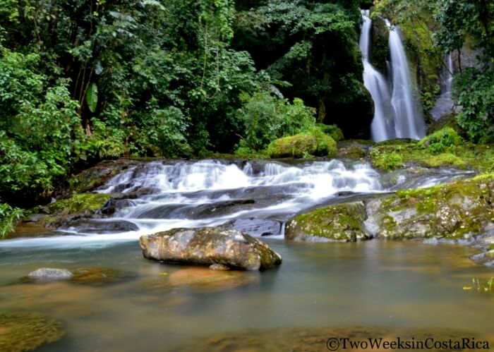 Diamante Waterfall | Two Weeks in Costa Rica