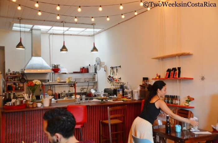 Cafe Rojo - How to Spend 1 or 2 Days in San Jose, Costa Rica