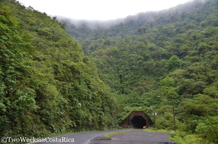 Zurqui Tunnel | Two Weeks in Costa Rica
