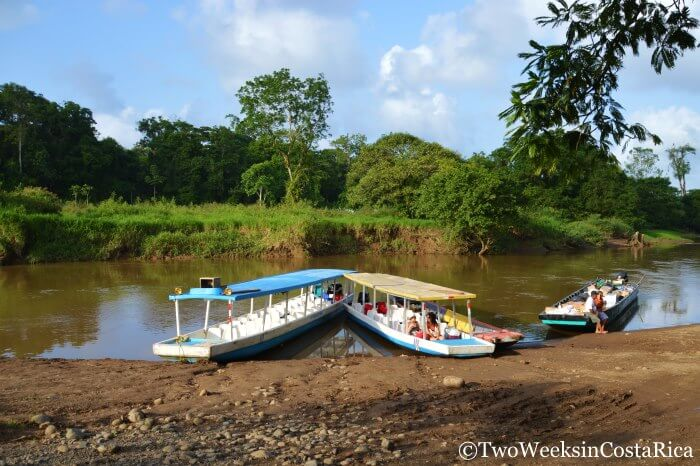 La Pavona Docks | Two Weeks in Costa Rica