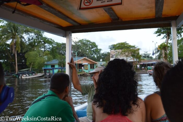 Public Boat Tortuguero | Two Weeks in Costa Rica