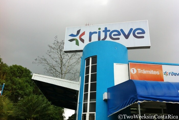 Riteve: Costa Rica's Annual Vehicle Inspection | Two Weeks in Costa Rica
