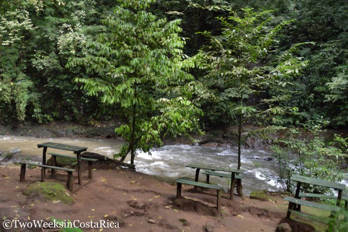 Pack a lunch for your visit to Los Chorros Waterfalls