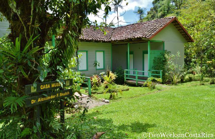 Alexander Skutch Museum | Two Weeks in Costa Rica