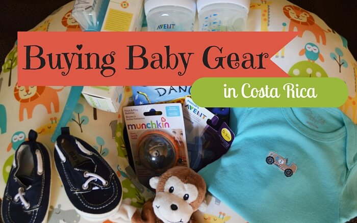 Where to Buy Baby Gear in Costa Rica