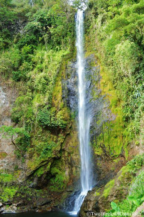 Viento Fresco Waterfalls: A Refreshing Stop Between La Fortuna and Monteverde | Two Weeks in Costa Rica