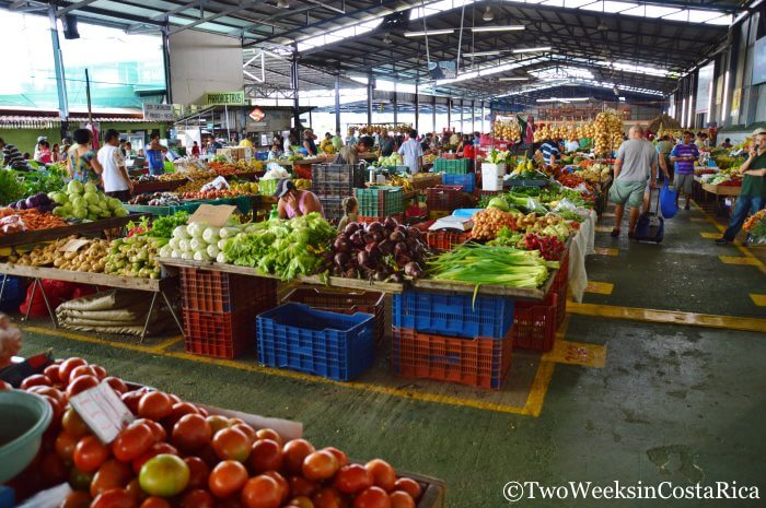 San Isidro del General Farmers Market | Two Weeks in Costa Rica
