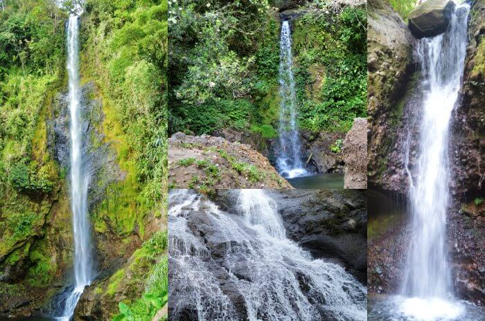 Viento Fresco Waterfalls: A Refreshing Stop Between La Fortuna and Monteverde