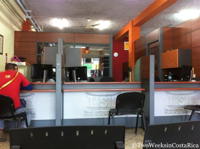 Having a Baby in Costa Rica: Part 2, The Paperwork