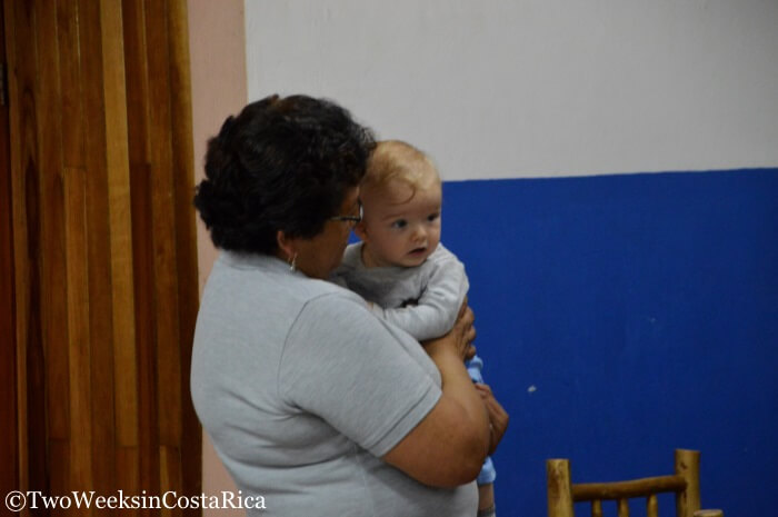 Traveling with a Baby to Costa Rica