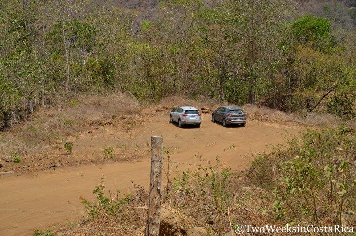 Directions to the Belen Waterfall near Samara Costa Rica
