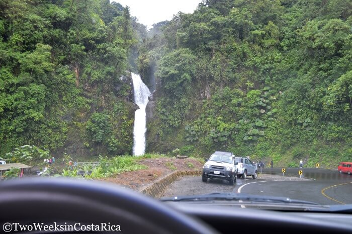 Road Conditions in Costa Rica - Route 126