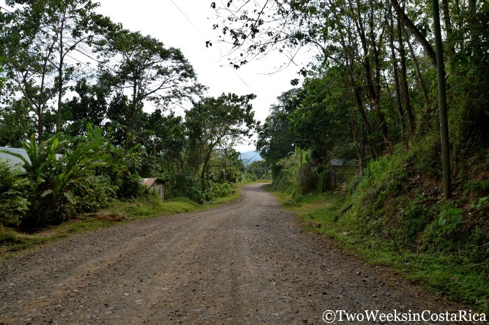 Road Conditions in Costa Rica - Route 239