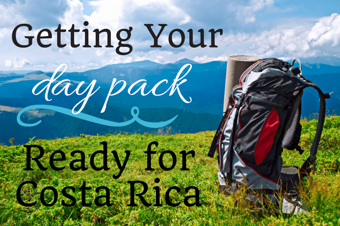 10 Daypack Necessities for Travel to Costa Rica