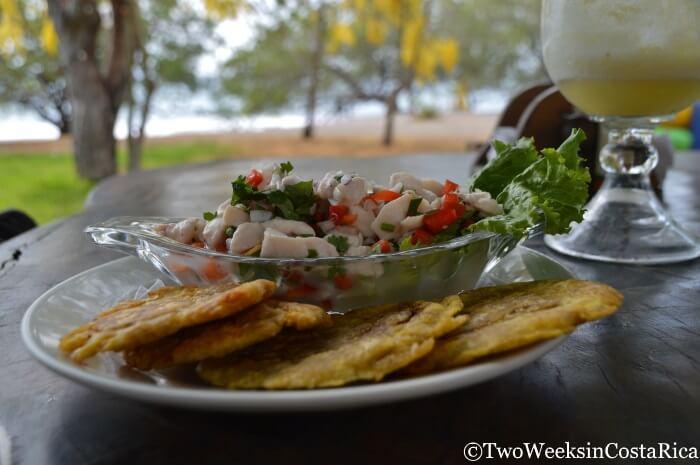 Playa Hermosa (Guanacaste) - Restaurants