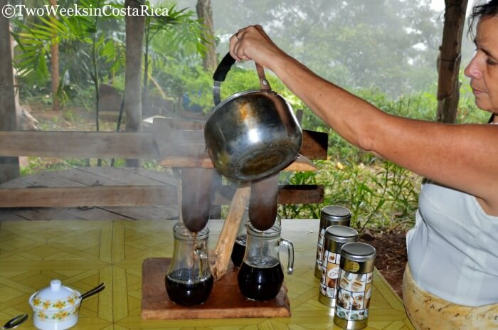 El Toledo Coffee Tour in Atenas Costa Rica