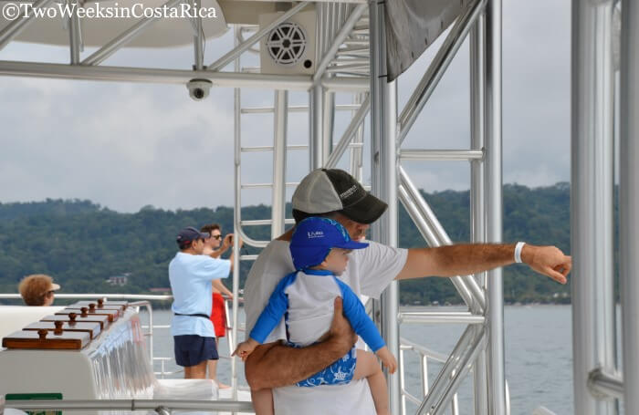 Manuel Antonio Catamaran Cruise with Kids